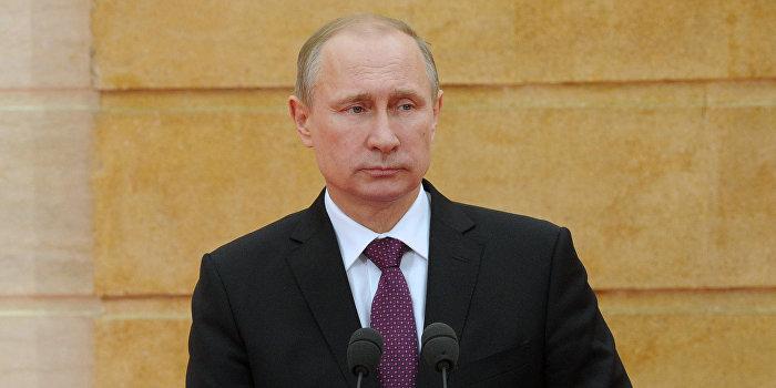Путин: Основная сложность переговоров - нежелание Киева напрямую говорить с представителями ДНР и ЛНР