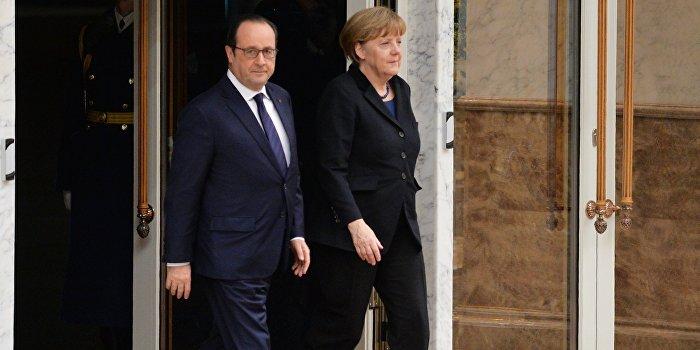 Олланд: Достигнутые в Минске договоренности -  это большое облегчение для Европы