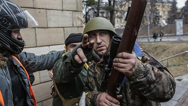 Би-Би-Си: Неизвестная история о бойне на Майдане