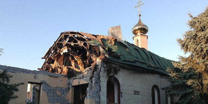 Погромы в церквях – ответ на обращение владыки Митрофана в Совет Европы о защите верующих