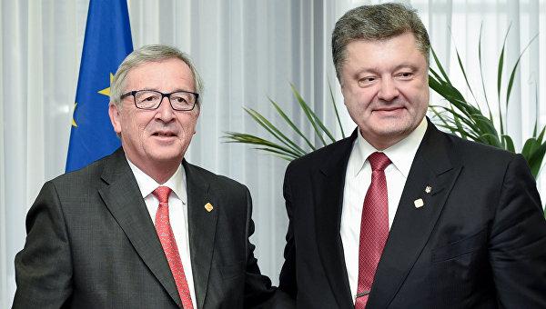 Порошенко рассказал об ответственном отношении к минским договоренностям в Брюсселе