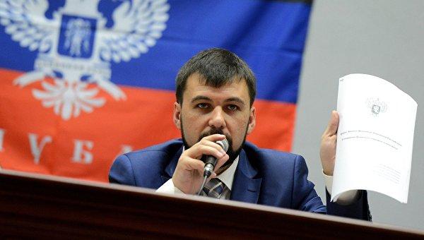 Власти ДНР: Подготовка Киевом выборов в Донбассе - нарушение минских договоренностей