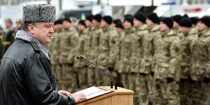 Порошенко не уверен в выполнении Минских соглашений