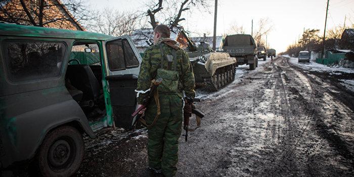 Ополчение не выпустит украинских силовиков из «дебальцевского котла»