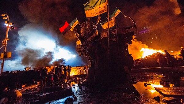 Псаки: Янукович ушел по собственной воле