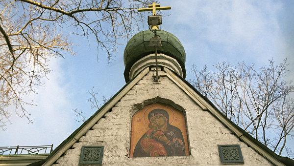 Патриарх Кирилл совершил особую молитву о мире на Украине