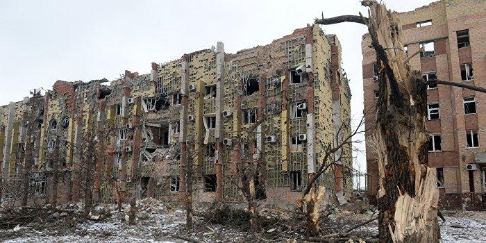 Киев не готов к отводу тяжелого вооружения
