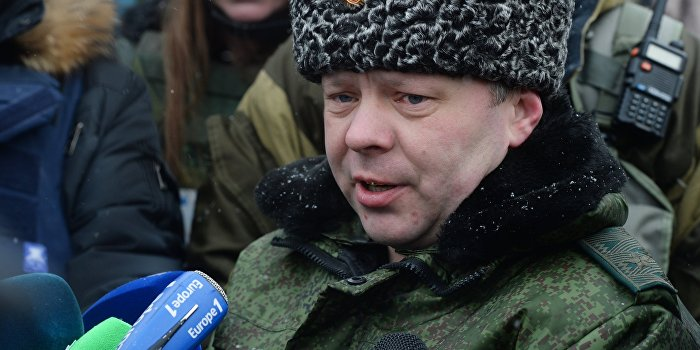 Кононов: Меня и иностранных журналистов обстреляли ВСУ