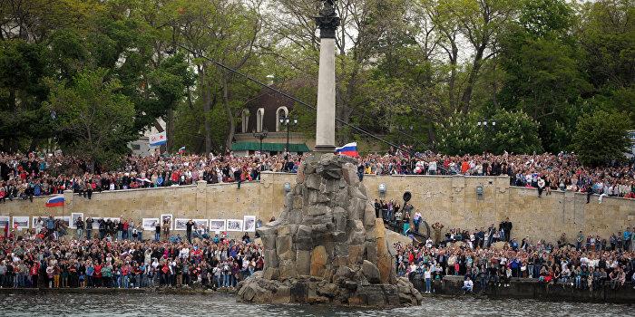 Марин Ле Пен: Европа должна признать присоединение Крыма к России
