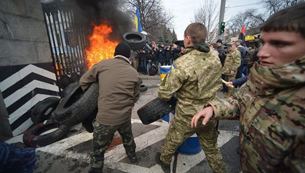 Украинские власти объявили о демобилизации с 18 марта