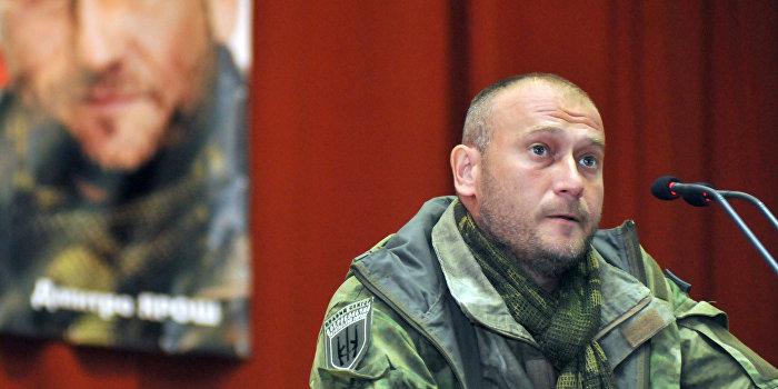 Ярош приказал подразделениям «Правого сектора» готовиться к деблокаде Дебальцево