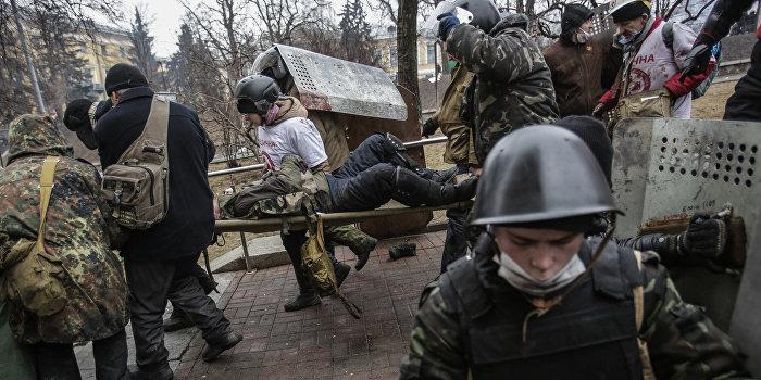 Майдан, 18 февраля. Свидетельство очевидцев. Киев 2014 год