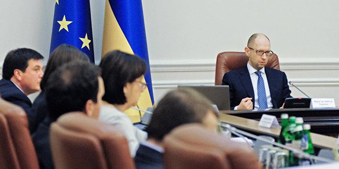 Яценюк предложил установить автономные средства поражения на границе с Россией