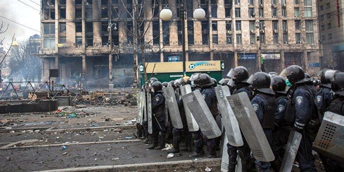 «Во время майдана среди солдат внутренних войск не было ни одного дезертира!»