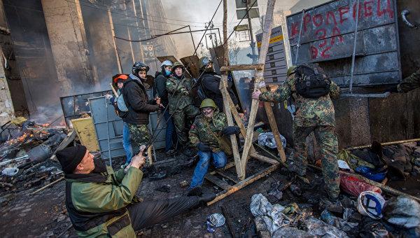 Воспоминания о Майдане