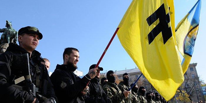 Украинский посол: Нацисты – часть нашей армии