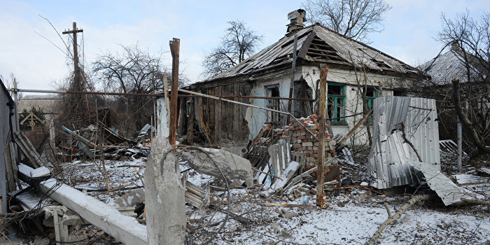 ВСУ возобновила обстрел Донецка и Авдеевки