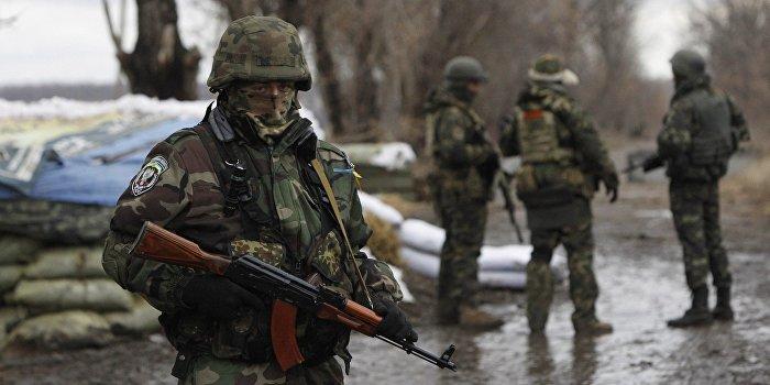 Силы АТО возмущены ложью Порошенко и Генштаба