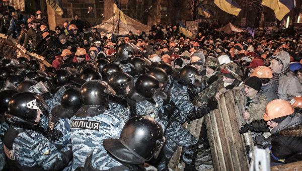 «Беркут» год спустя: мы не предавали Украину
