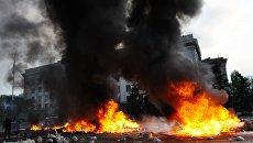 Олейник: Практически нет сомнений в том, кто виновен в Одесской Хатыни