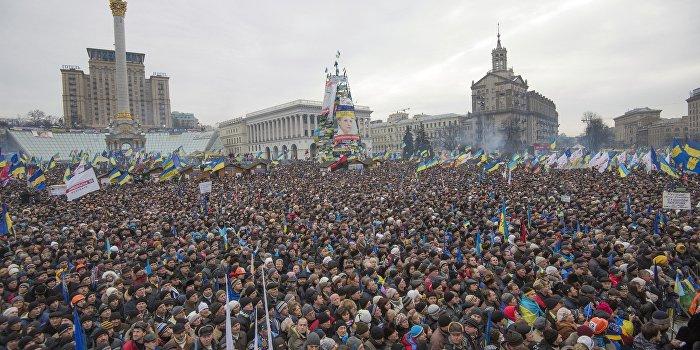 Администрацию Порошенко пикетируют недовольные «евромайданщики»