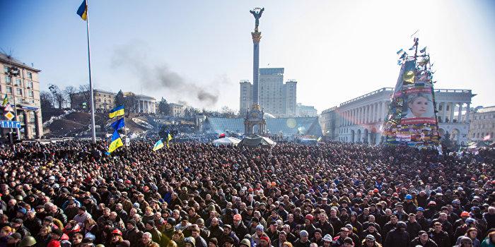 Евромайдан: обжалованию не подлежит