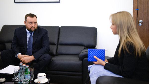 Сергей Арбузов: интервью Алене Березовской