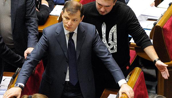 Виктория Шилова: Ляшко ответит за все свои преступления