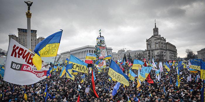 Американский эксперт: Провал Киева в Дебальцево приведет ко второму Майдану