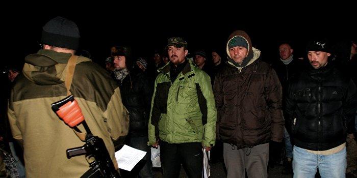 Обмен пленными пройдет в Луганске в формате «35 на 37»