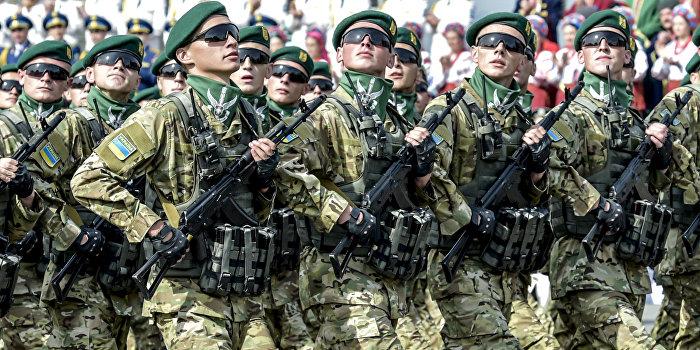 МИД Украины: Киев готовится к полномасштабной войне