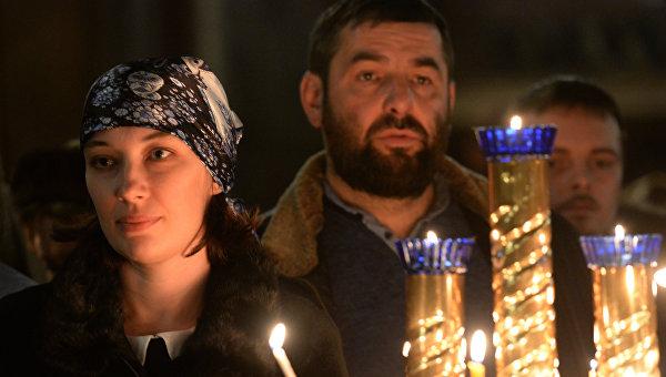 Патриарх Кирилл надеется на установление на Украине мира и справедливости
