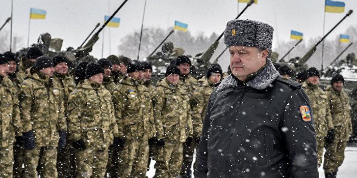 Украинская программа вооружений под угрозой срыва