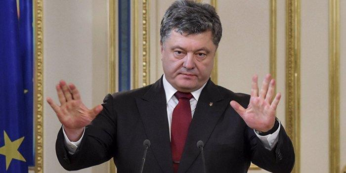 Владимир Маркин: Порошенко - клоун