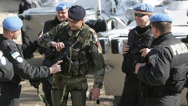Мечта Киева о миротворцах ООН - это крушение майданных иллюзий