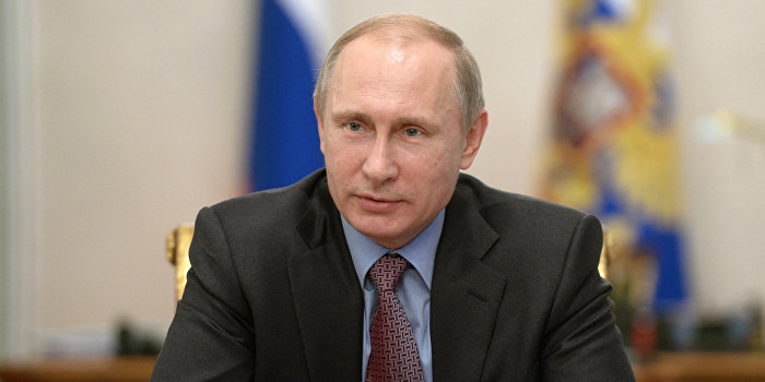 Путин предостерег Киев от раздувания конфликта между Украиной и Россией