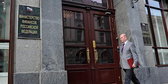 Минфин: Россия не рассматривает возможность реструктуризации долга Украины