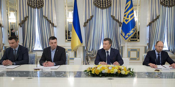 Президент киевского «Динамо»: Не нужно было свергать Януковича