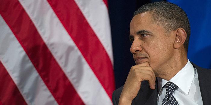 The Washington Post заподозрила Обаму в нелюбви к США