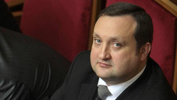 Арбузов раскритиковал киевские власти за перевод АЭС на западное топливо