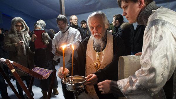 РПЦ организовала и провела всецерковный тарелочный сбор для пострадавших на Украине
