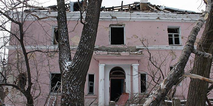 «Чёрная дыра» для Киева