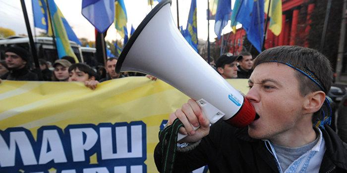СМИ: «Информационные войска» Украины начали войну с поражения