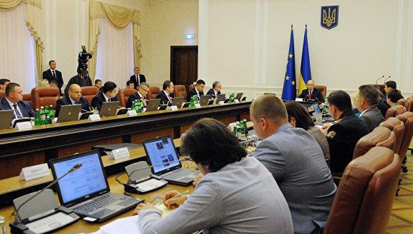Верховная Рада дала последний шанс Яценюку
