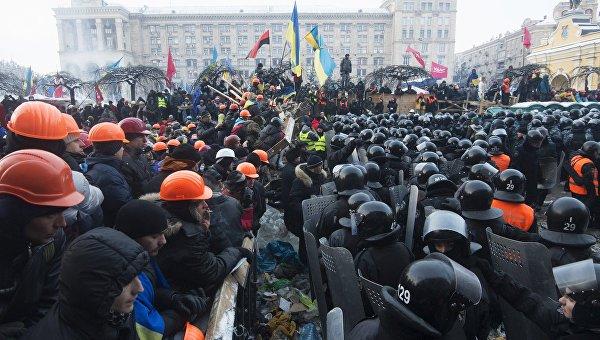 Украина: страна контрастов или диктатура беспамятных шизофреников?