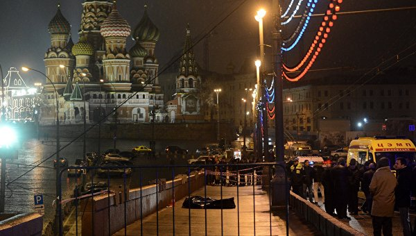 В Москве застрелен Борис Немцов