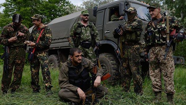 Восемь человек задержаны в Испании за участие в конфликте на Украине