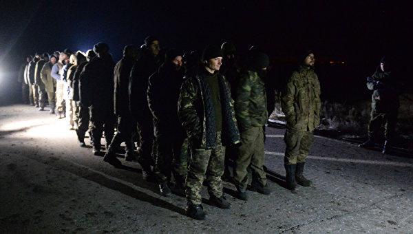 Киев рассчитывает завершить обмен пленными до пятого марта