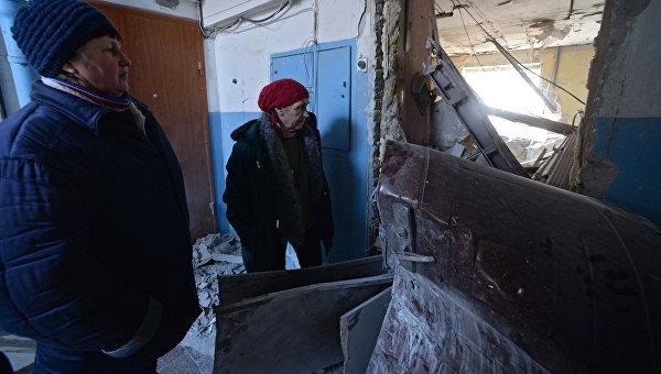 Би-би-си: Украинские силовики бомбят без разбора