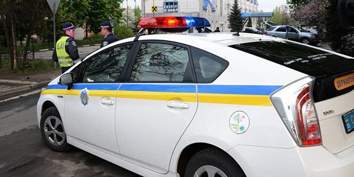 Киевский судья угрожал оружием сотруднику МВД